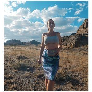 mermaid skirt 🧜♀️ by H&M us6